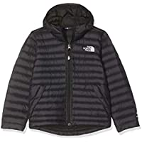 The North Face Aconcagua Chaqueta de Plumón, Unisex Niños, Negro (TNF Black/TNF White), S