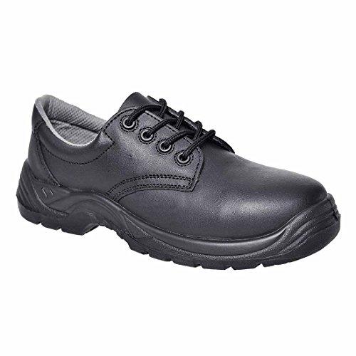 Chaussure de sécurité basses non métalliques S1 Portwest Compositelite Noir