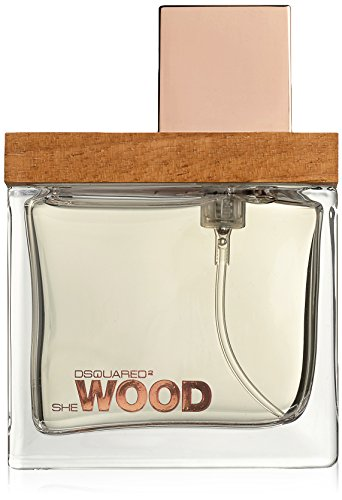 Dsquared She Wood femme/woman, Eau de Parfum Vaporisateur, 1er Pack (1 x 30 ml)