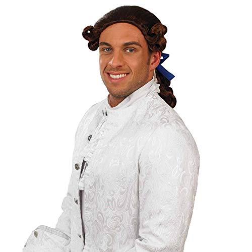 Fun Shack Herren Costume Kostüm, Prince Charming Wig, Einheitsgröße (Prince Charming Und Cinderella Kostüme)