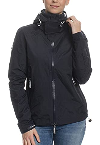 Superdry Windcheater Women CLIFF HIKER French Navy Ecru,