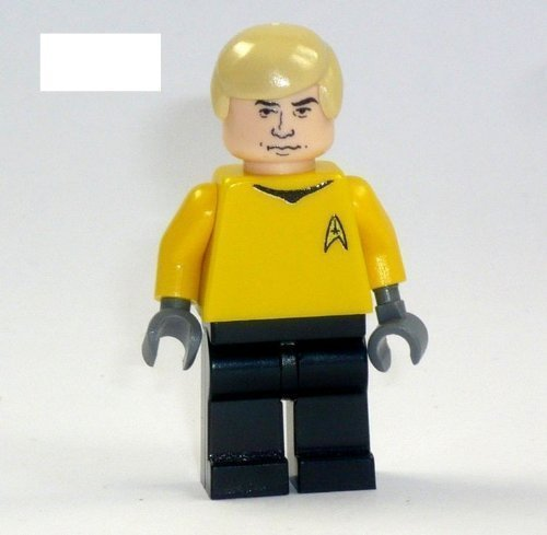 Custom-Star-Trek-Captain-James-T-Kirk-NEU-aus-LEGO-Teilen-TOP