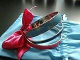 Escada Turquoise Summer Armreifen Inhalt: 3 Stück Farbe: Hellblau / Tourquoise / Pink Modeschmuck Armreifen