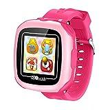 Montre de Jeu d'enfants 1.5' Touchscreen Kids Puzzle Watch avec Jeu Calculatrice...