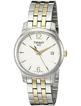Tissot Tradition Dau Bicolor/B, T063.210.22.037.00