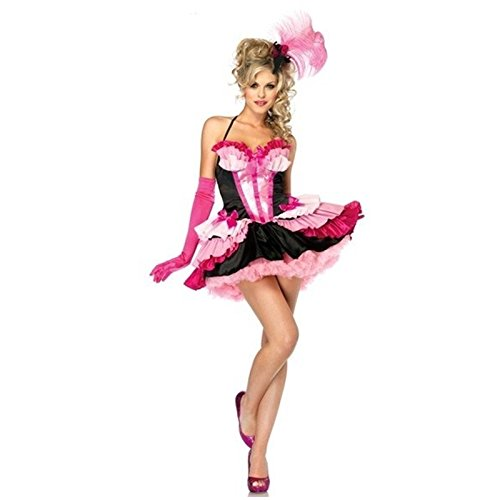 DLucc Kostüme Halloween Uniformen Disney Märchen für Erwachsene Transvestiten (Kostüme Transvestit)