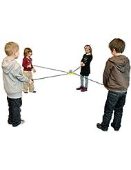 Eduplay Balancierteller mit Ball und 4 Seilen