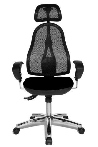topstar-open-point-synchro-deluxe-swivel-chair-black