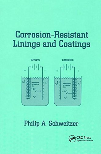 Corrosion-Resistant Linings and Coatings (Corrosion Technology)