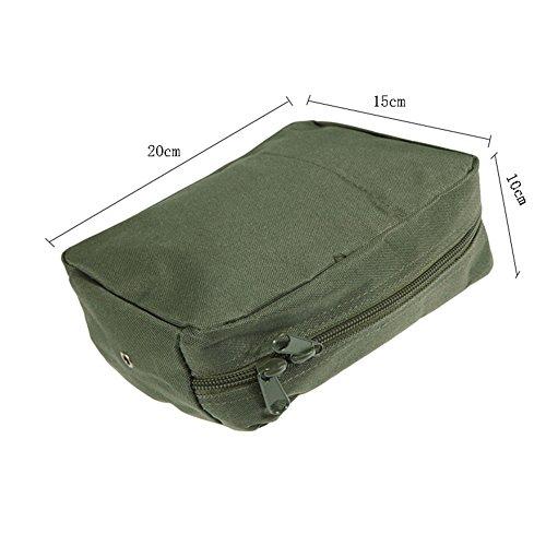Reefa Tarnung Bergwandern Outdoor-Sportarten Mini-Paket Militär-grün
