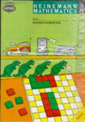 Heinemann Maths 4: Omnibus Pack: Workbooks 1-3 Year 4