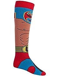 Burton calcetines de snowboard Party SK Varios colores Luchador