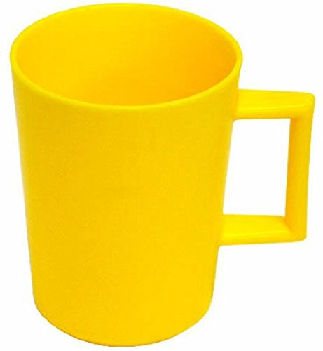 Couleur Myrna ?pice tasse W420Y jaune (japon importation)