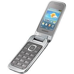 """Samsung GT-C3590 - Móvil libre (pantalla TFT de 2.4"""", cámara 2 Mp, microSD), plata- Versión Extranjera"""