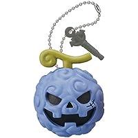 One Piece Double EarPhone Plug Jack Mascot Figure Swing Keychain ~Halloween~Gomu Gomu no Mi Gum (Double Dragon Mobile)