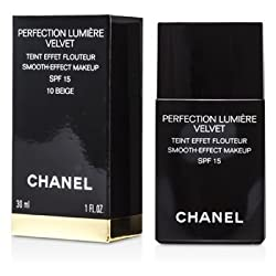 Chanel Perfection Lumiere Velvet Smooth Effect Makeup SPF15- 30ml/1oz