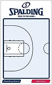 Lavagna tattica da basket Spalding