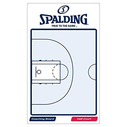 Spalding 8391CN Scheda tattica senza colori