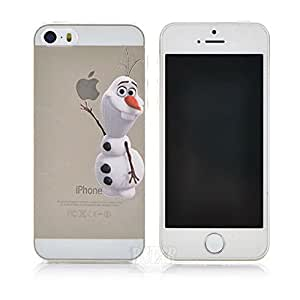coque rigide transparente pour iphone 6 bonhomme de neige high tech. Black Bedroom Furniture Sets. Home Design Ideas