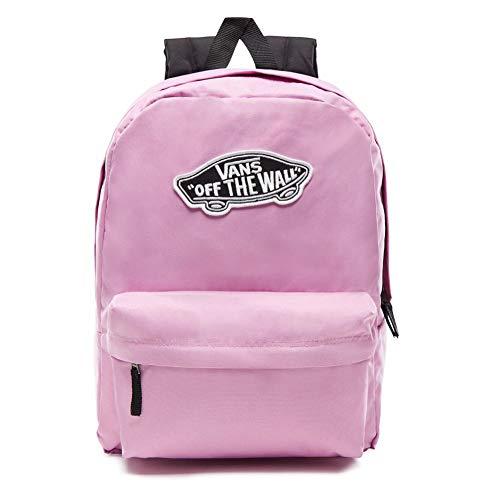 Vans Realm Backpack Casual Daypack, 42 Cm, 22 L, Violet