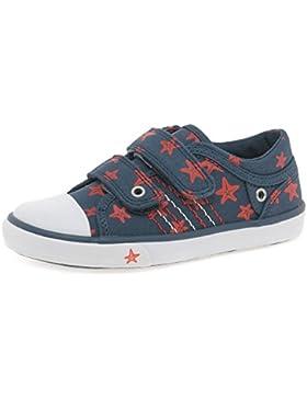 Startrite Zip Kids Niño Zapatos De Lona