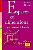 Espaces et dimensions - Introduction à la linéarité