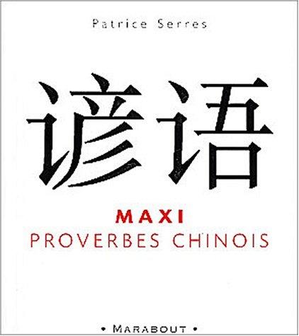 Maxi proverbes