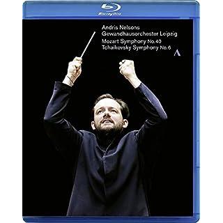 Mozart/Tchaikovsky [Gewandhausorchester Leipzig; Andris Nelsons] [Accentus Music: ACC10441] [Blu-ray]