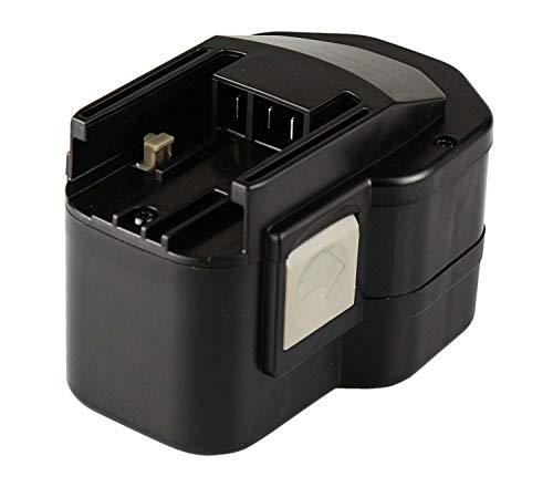 Mitsuru® 3000mAh Ni-MH 12V Akku Batterie für Atlas Copco PEP12TIP/2, AEG BEST12X, Atlas Copco AEG Milwaukee B12, BF12, BF12 System, BX12, BXL12, BXS12, MX12, P12P, P12T, PBS3000, S12P, SB2E12, SB2E12T