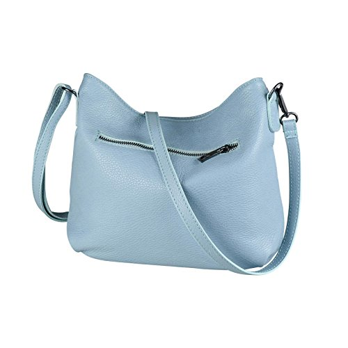 OBC Only-Beautiful-Couture, Borsa a spalla donna blu Hellblau ca.: 32x23x9 cm (BxHxT) Hellblau