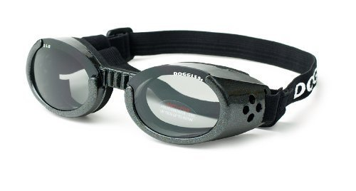 Artikelbild: Doggles ILS Hunde-Sonnenbrille Extra Groß Schwarz)