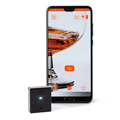 Alcoholímetro de Bolsillo para Smartphone