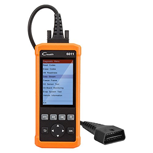 Software Obd2 (Launch CReader 6011 – OBD2-/EOBD-Diagnosegerät für Auto-Software)