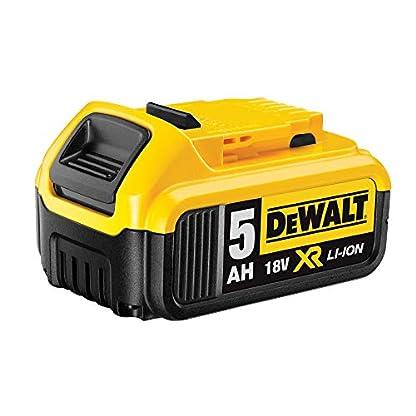 DeWalt DCK266P2-QW – Kit XR con taladro percutor a bateria DCD796, atornillador de impacto DCF887, 2 baterías Li-Ion 5, 0 Ah y organizador DS150