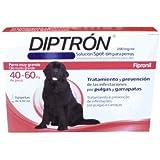 DIPTRON ANTIPARASITOS PERROS 40 a 60 kg