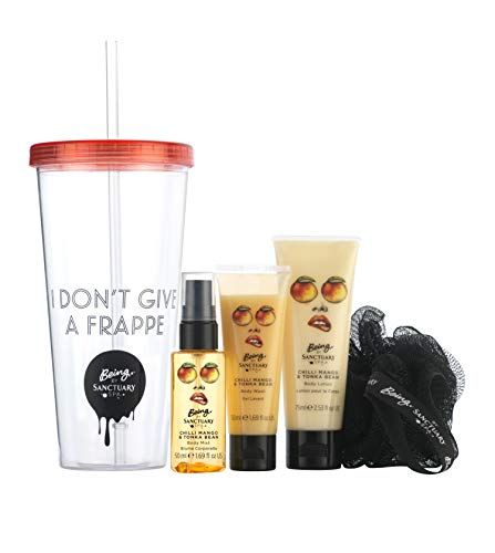 "Being by Sanctuary Spa Geschenkset""I Don't Give a Frappe"""