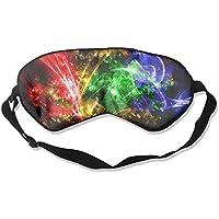 Eye Mask Eyeshade Watercolor Art Sleeping Mask Blindfold Eyepatch Adjustable Head Strap preisvergleich bei billige-tabletten.eu