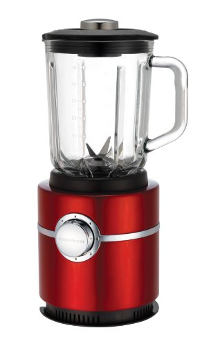 Morphy Richards Accents 48988 Table Blender – Red