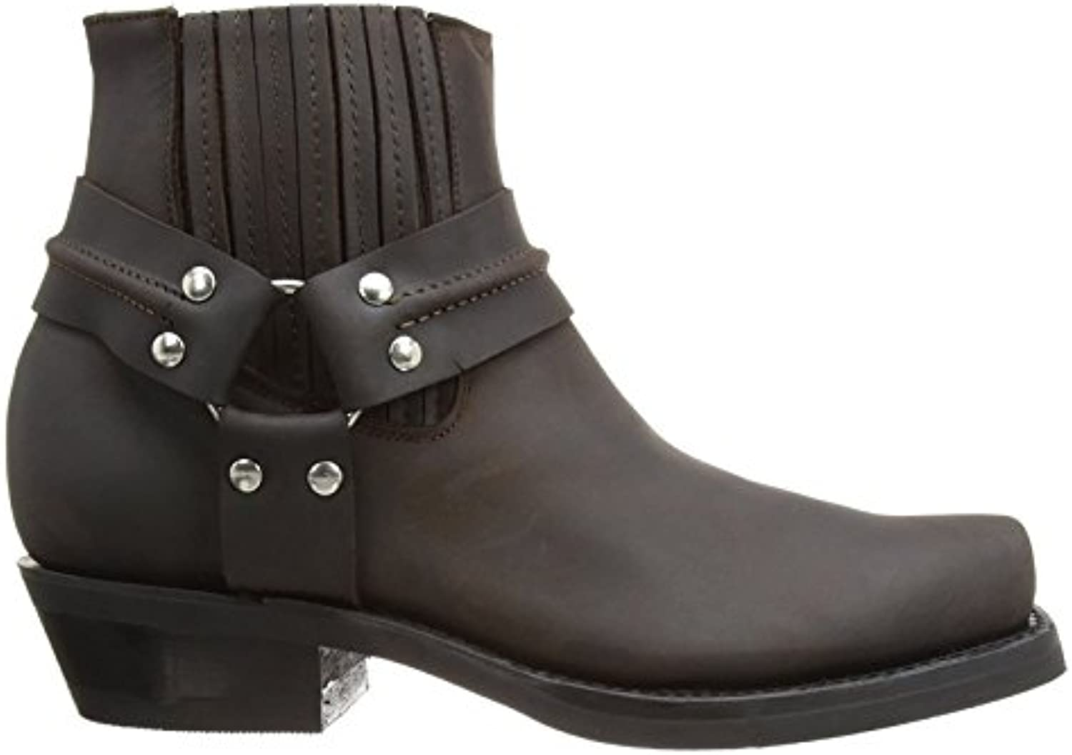Grinder Mens Renegade Lo Leather Boots