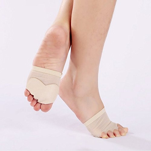 Tutoy Tanzende Füße Gesetzt Modernen Tanz Bauchtanz Toe Pad Tanz Supplies -S