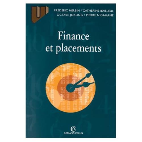 Finance et placements