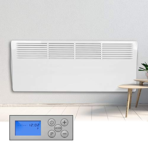 Devola Electric Panel Heater 2kW...