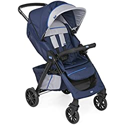 Chicco 00079434970000 Passeggino Kwik.One, Blueprint