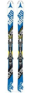 Pack ski Atomic Bluester FW Arc + Atomic XTO 10 AF B80 Black Silver - 164