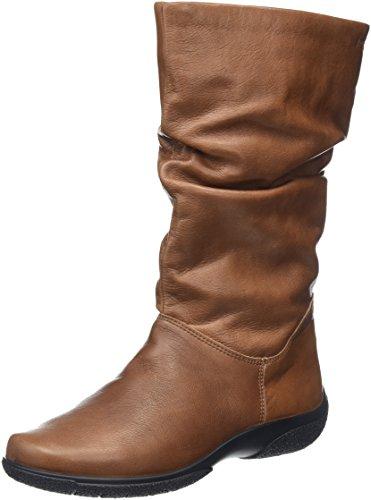 Hotter Women Mystery Slouch Boots, Brown (Dark Tan), 5 UK 38 EU