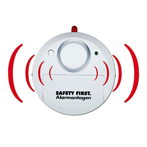 KH-Security Glasbruchalarm, weiß, 100161 - 2