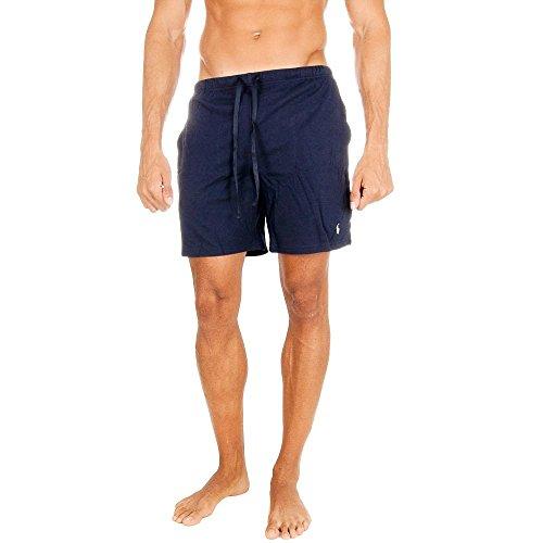 Polo Ralph Lauren Sleep Short, Bas de Pyjama Homme, Bleu (Cruise Navy 002), Medium