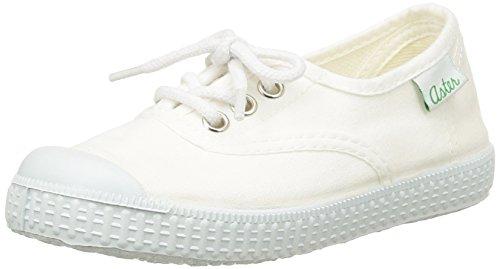 Aster M&AumlDchen Iggy Hohe Sneakers Weiß (Blanc)