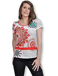 101 idees - Camiseta - Ropa deportiva - para mujer