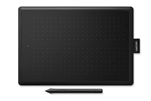 Wacom One Medium 2017 - Tablette USB à styl